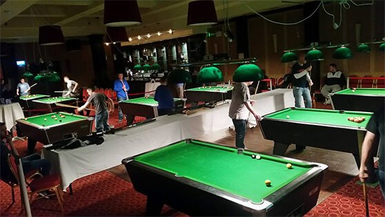 mayo pool association