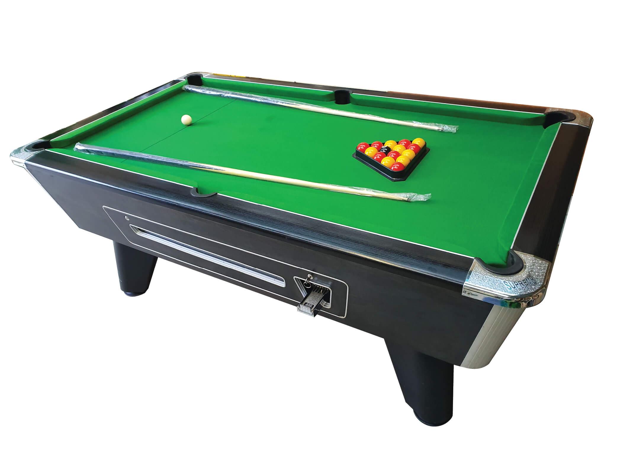 supreme pool table