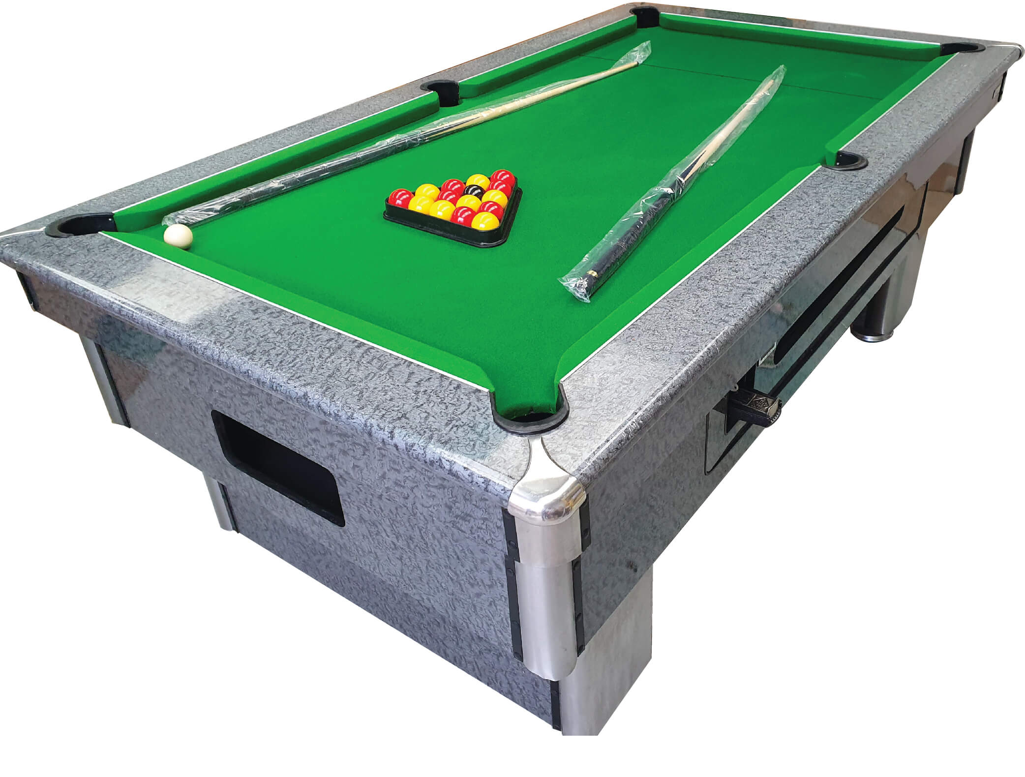 excel pool table