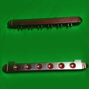pool cue rack